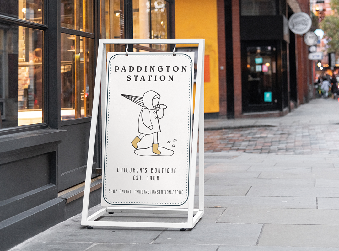Paddington Station is now selling online!
